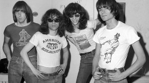 Johnny, Tommy, Joey, and Dee Dee